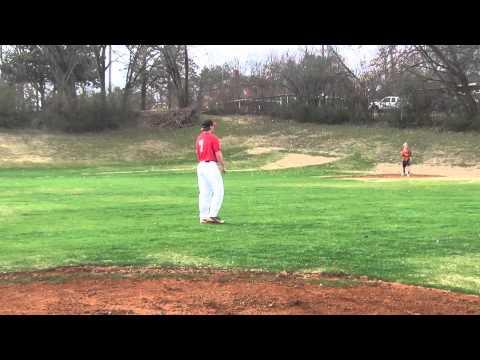 Drew Curtis Baseball Workout