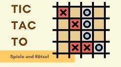 3 gewinnt | Tic Tac Toe | Regeln und Tipps