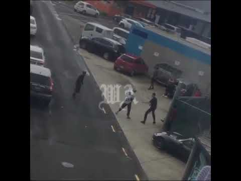 West Auckland Fight