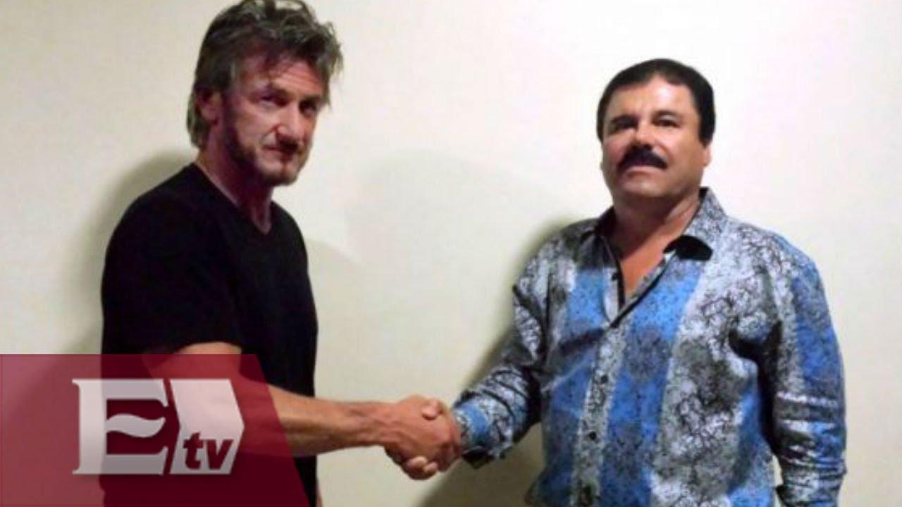 """Cómo fue la entrevista entre Sean Penn y """"El Chapo"""" Guzmán / Yuriria Sierra"""