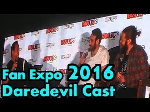Fan Expo 2016 - Daredevil Cast Q&A