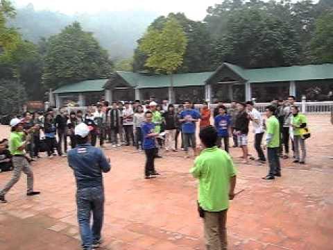 Chương trình Game Show trường THPT Quang Trung ngày 29/12/2010.avi