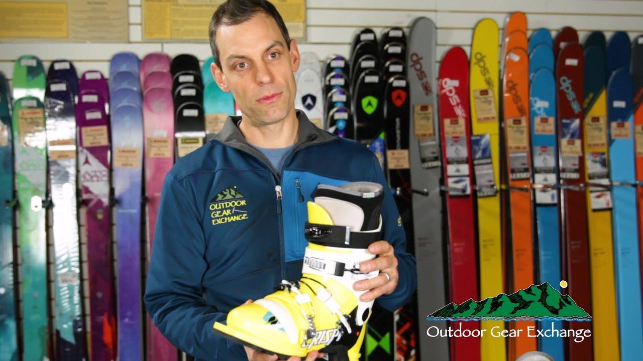 613ebe34922 Gear Preview: Crispi Telemark Ski Boots