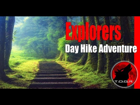 Explorers - Day Hike Adventure with Photos and Stories