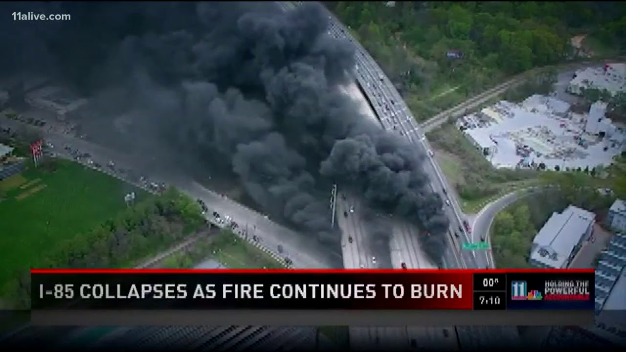 A year later: Remembering the I-85 bridge collapse in Atlanta