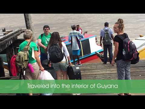 Guyana Mission Trip 2016