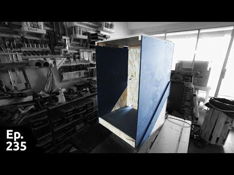 Fabrication d'un caisson étanche pour mon imprimante 3D (Sigma R17) 1/2 - Ep235