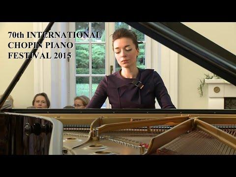 Yulianna Avdeeva - International Chopin Piano Festival 2015