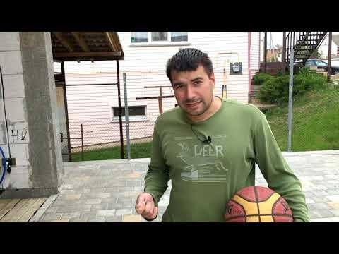 Баскетбольный щит из OSB своими руками!