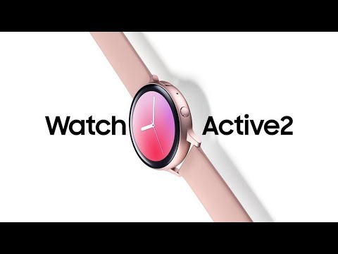 Samsung Galaxy Watch Active2: Official Trailer