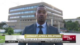 CCTV : German Chancellor to End Three-nation Africa Trip in Ethiopia
