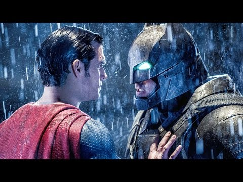Batman vs Superman Dawn of Justice ALL Trailer & Clips (2016) DC Superhero Movie