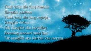 Data - Nyanyian Rindu Buat Kekasih (lirik)