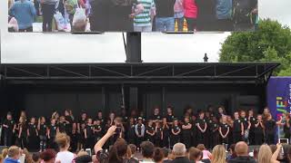 The final dance | Glasgow Green | Achieve More!
