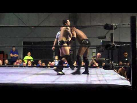 scw wrestling london vice vs victor creed