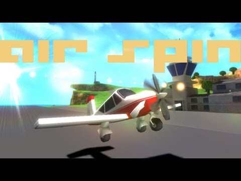 Airspin - Universal - HD Gameplay Trailer