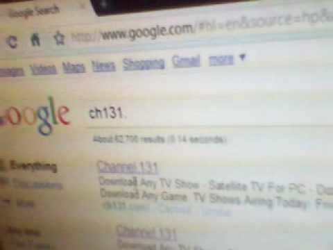 How To Get to channel 131 new 2010