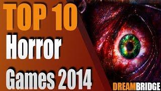 Top 10 Horror Games, 2014