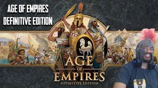 Age Of Empires Definitive Edition FULL GAME | AOE Definitive Edition | New Age Of Empires