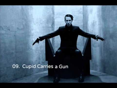 Marilyn Manson - Cupid Carries A Gun
