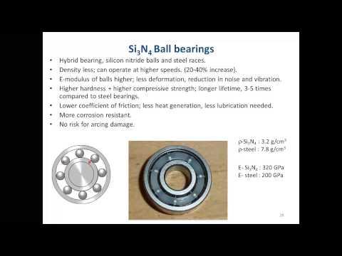 Callister kapitel 13 Föreläsning Ceramic processing and applications