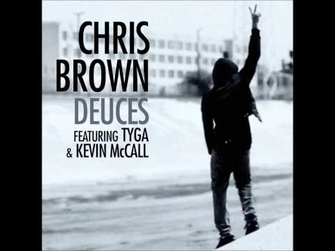 Chris Brown - Deuces (Audio) ft. Tyga, Kevin McCall [Lyrics]