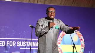 Alibaba Akpobome  performance AWLC 2019