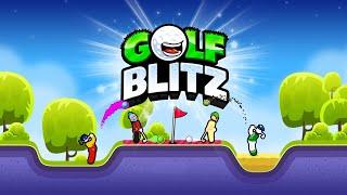 Super Stickman Golf Blitz Multiplayer Golf Battles Fun Challenge Sport Games