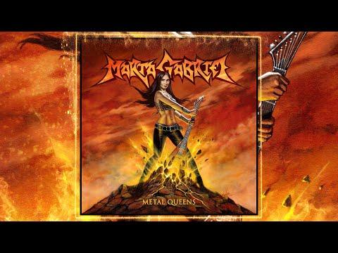 MARTA GABRIEL - Metal Queen (OFFICIAL 2021) // LEE AARON cover