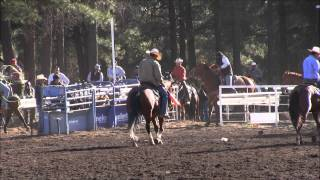 World Series of Team Roping Qualifier  - Flagstaff AZ - 5-26-2012