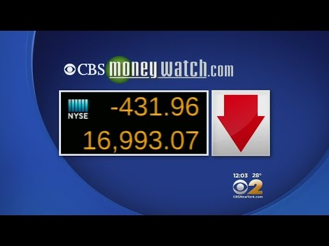 Stock Market Plunges
