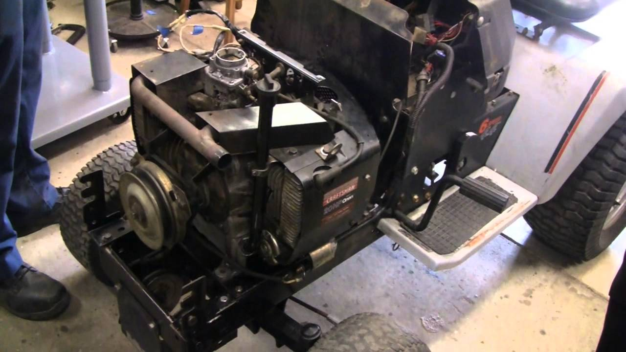 ONAN ENGINE REPAIR part 3 YouTube