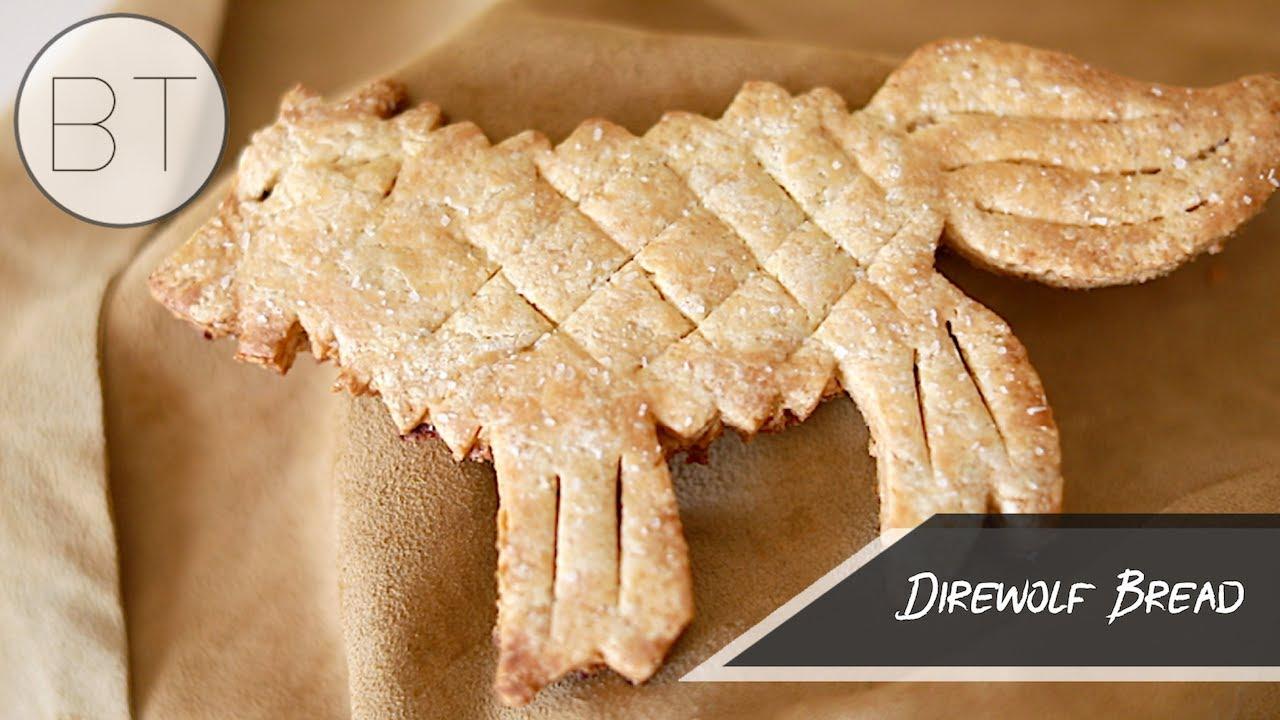 Direwolf Bread (Game Of Thrones)