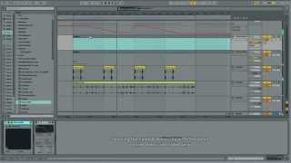 Making a Chillout / Downtempo Melody using Ableton Live