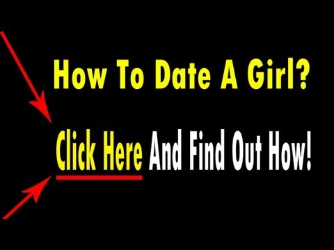 dating a girl tips