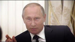 «Прощай, немытая Россия»: анализ стихотворения Лермонтова от Путина