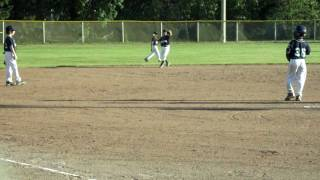 9 Year Old Jayden Makes An Unbelievable Baseball Catch During A Game - Best Baseball Catch Ever