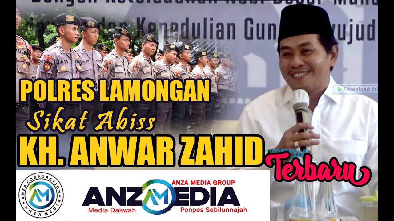 """KH ANWAR ZAHID TERBARU 2020 """" LIVE PENGAJIAN DI POLRES LAMONGAN JAWA TIMUR """""""