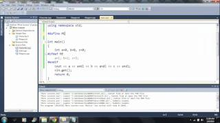 Lesson 68: #ifdef & #ifndef. Beginning Programming with Visual Studio C++ 2010