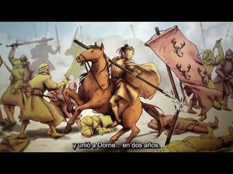 09  Dorne by Ellaria Sand