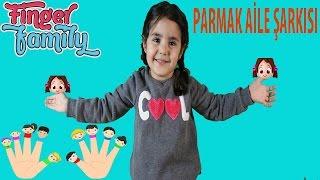 Parmak Ailesi Türkçe Sevimli Dostlar & Family Finger Türkçe Şarkılar