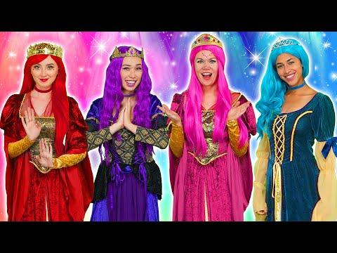 KINGS & QUEENS   THE SUPER POPS MAGIC TIME TRAVEL Totally TV Originals