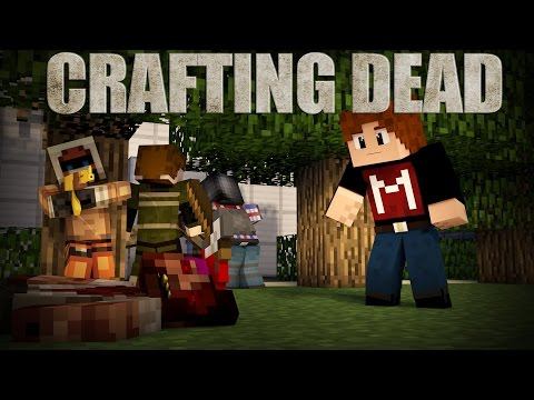 "Minecraft Crafting Dead - ""Secure the Perimeter"" #2 (The Walking Dead Roleplay S6)"