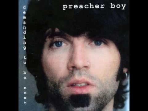 Preacher Boy - Nehemiah James