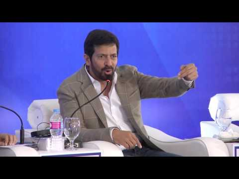 In coversation with Kabir Khan - Bollywood Film Director, Screenwriter & Cinematographer