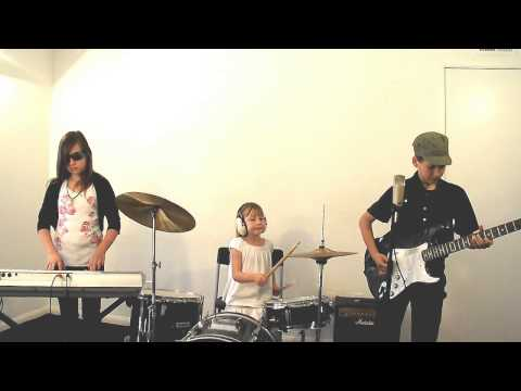 Children Medieval Band  Purple Haze  by Hendrix
