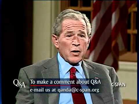 Q&A: President George W. Bush