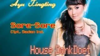 Ayu Ting Ting - Sore Sore  Karaoke