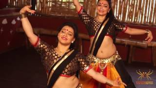 Baahubali 2 - The Conclusion. Jio Re Bahubali hindi tittle track | Belly Dance Fusion