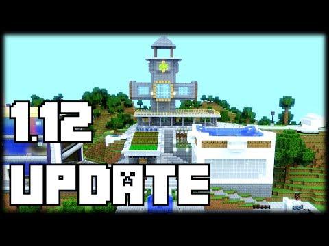 Adventures in Minecraft 1.12 - Museum of Digital History